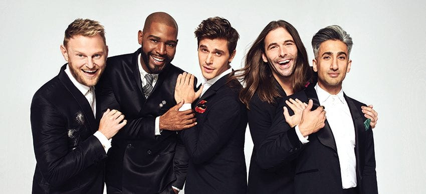 TV Review: 'Queer Eye' 5 Isn't Just For The Straight Guy – And Is All The Better For It
