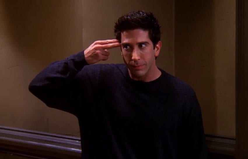 Yes, 'FRIENDS' Fans, Ross Geller is Problematic