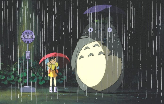 studio Ghibli cosy anime asmr music soundscape