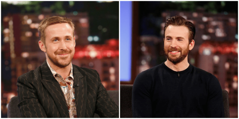 Ryan Gosling and Chris Evans to star in adaptation of 'The Gray Man'