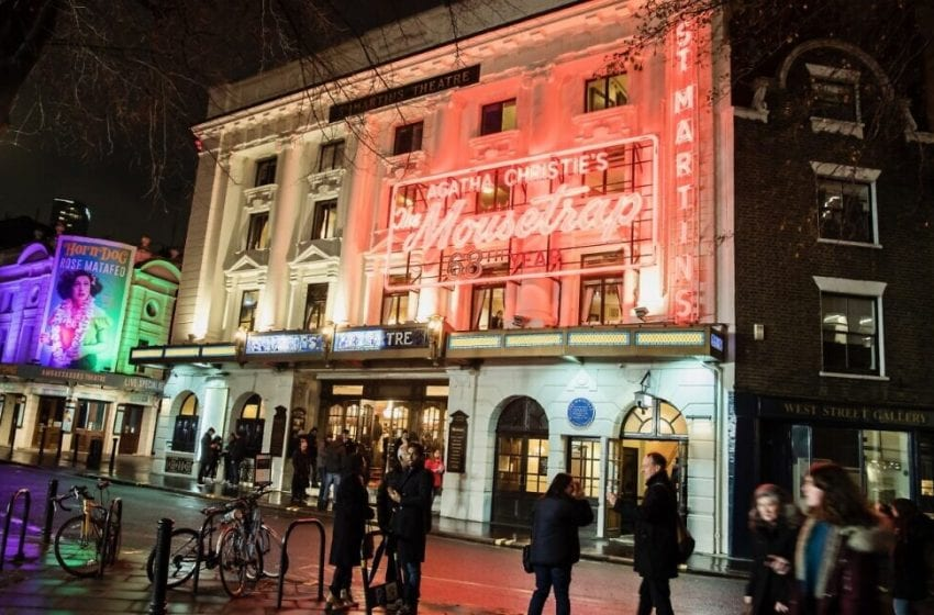 Theatre News: Agatha Christie's The Mousetrap Set For Autumn Reopening