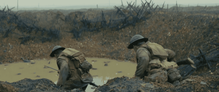 Heading Back Into No-Man's-Land: Does 1917 Still Work On A Small-Screen Second Viewing?