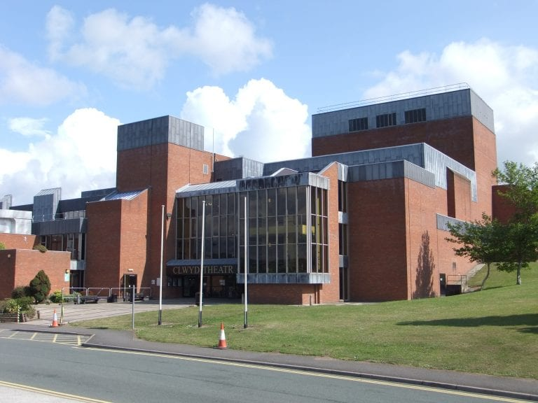 Theatre Clwyd Reopening for Live Performances from 27th August