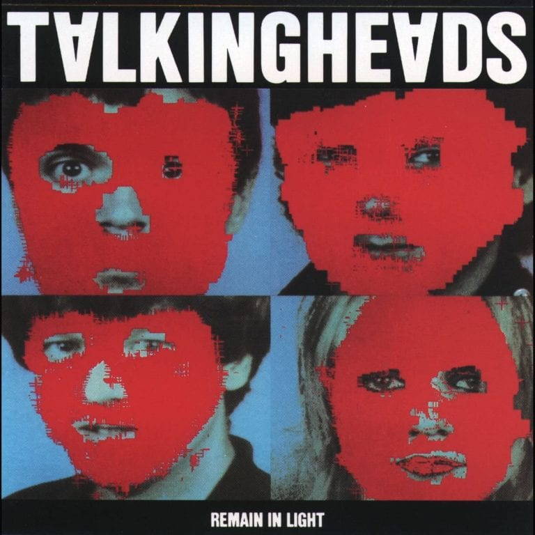 Blast from the Past: Remain in Light // Talking Heads