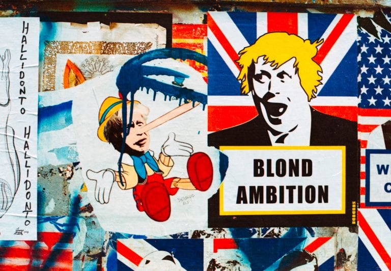 The Blonde Buffoon: How the 'Dead Cat' Strategy Became a Staple of BoJo's Government