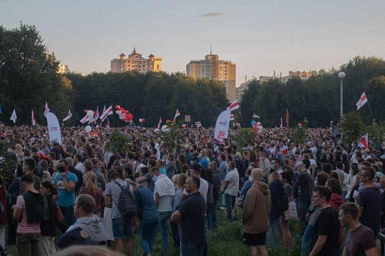 Europe's Last Dictatorship: Is There Finally Hope For Belarus?
