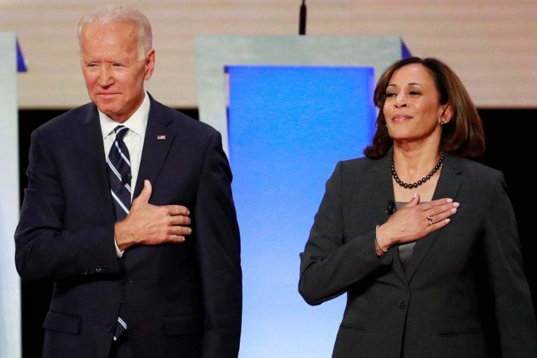 Joe Biden's VP: The Harris Factor