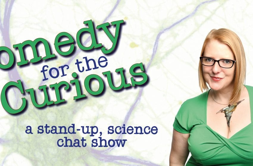 Comedy Review: Comedy for the Curious // Robyn Perkins – Edinburgh Fringe 2020