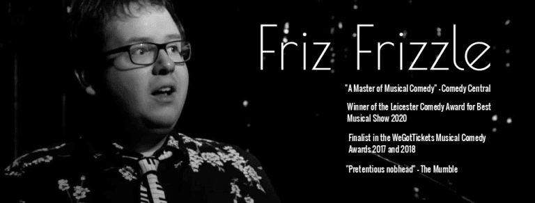 Comedy Review: Songs From The Spare Room // Friz Frizzle – Edinburgh Fringe 2020