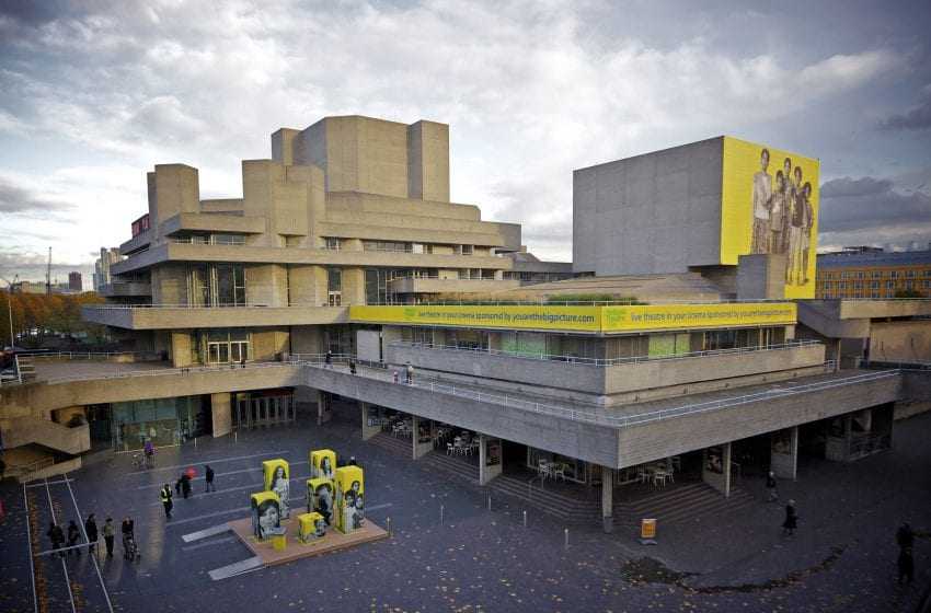 Theatre News: National Theatre to Reopen
