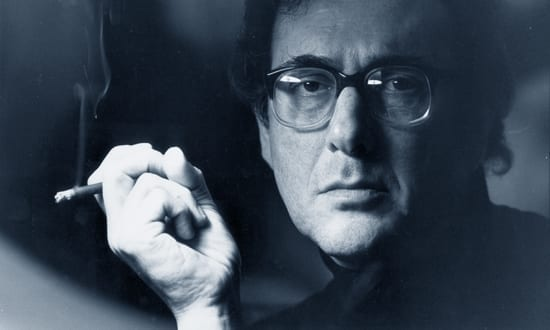 Poem of the Week: Order // Harold Pinter