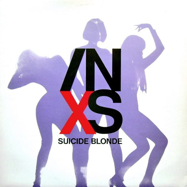 Music Blast From the Past: Suicide Blonde // INXS