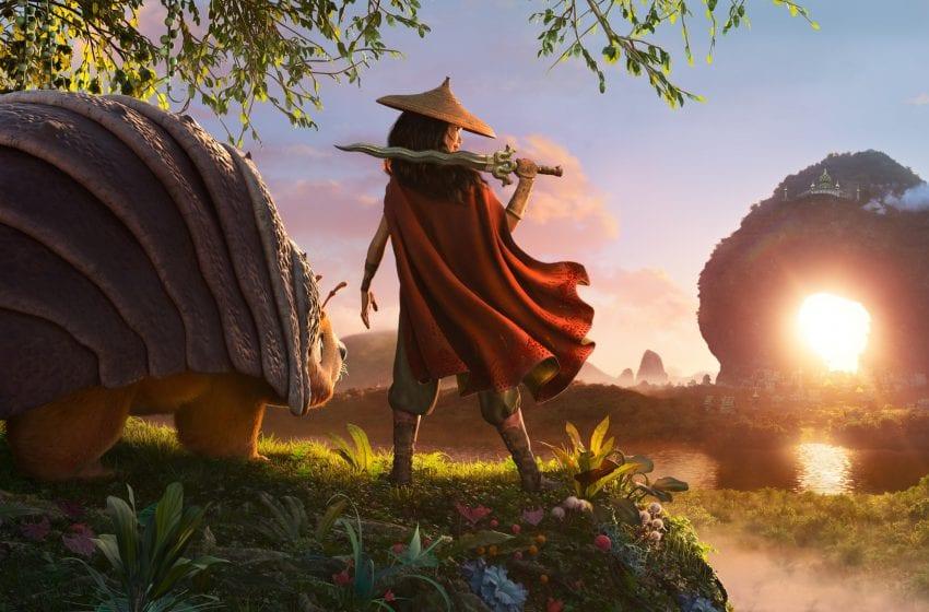 First Look at Disney's 'Raya and the Last Dragon'