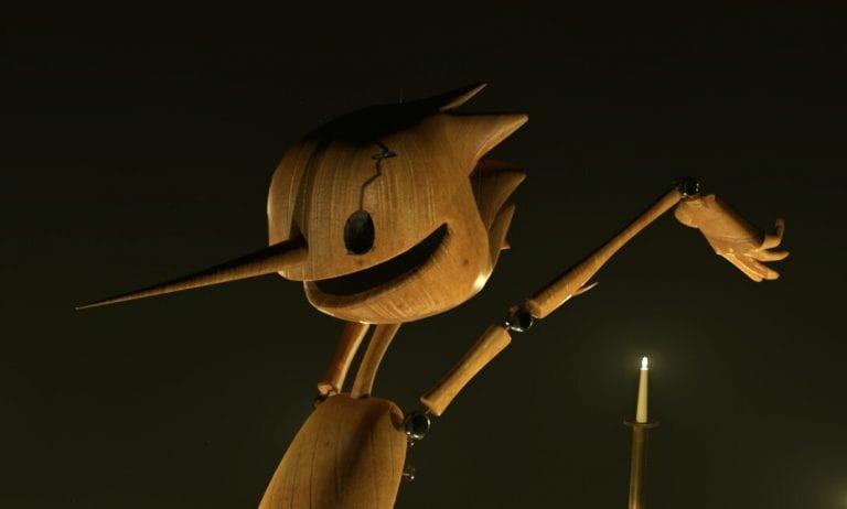 Full Cast Announced for Guillermo Del Toro's 'Pinocchio'