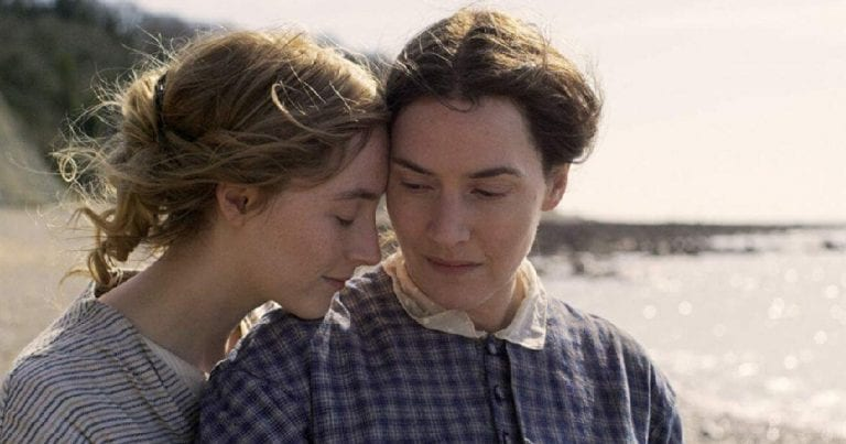 Trailer released for 'Ammonite' starring Kate Winslet and Saoirse Ronan