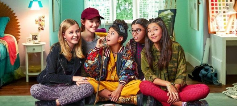 TV Review: 'The Babysitter's Club' Brings A Classic Tale Into The 21st Century