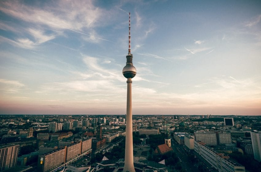 Travelling To: Berlin, Germany