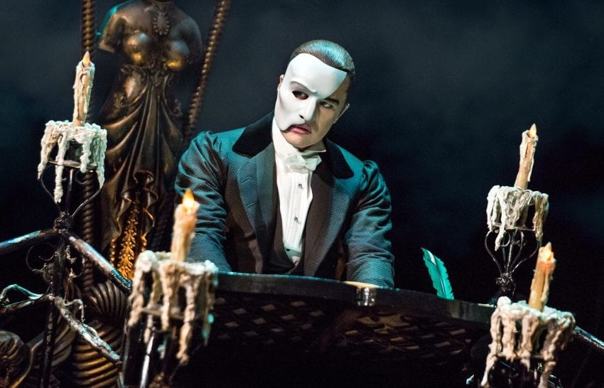 Theatre News: Phantom Of The Opera Will Be Back