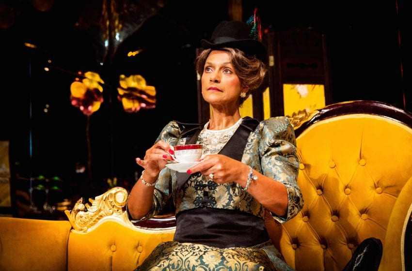 Theatre Review: The Importance Of Being Earnest // Leicester's Curve Theatre