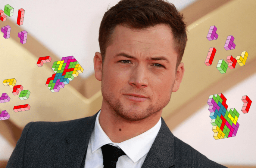 Taron Egerton To Star In Film About Iconic Game 'Tetris'