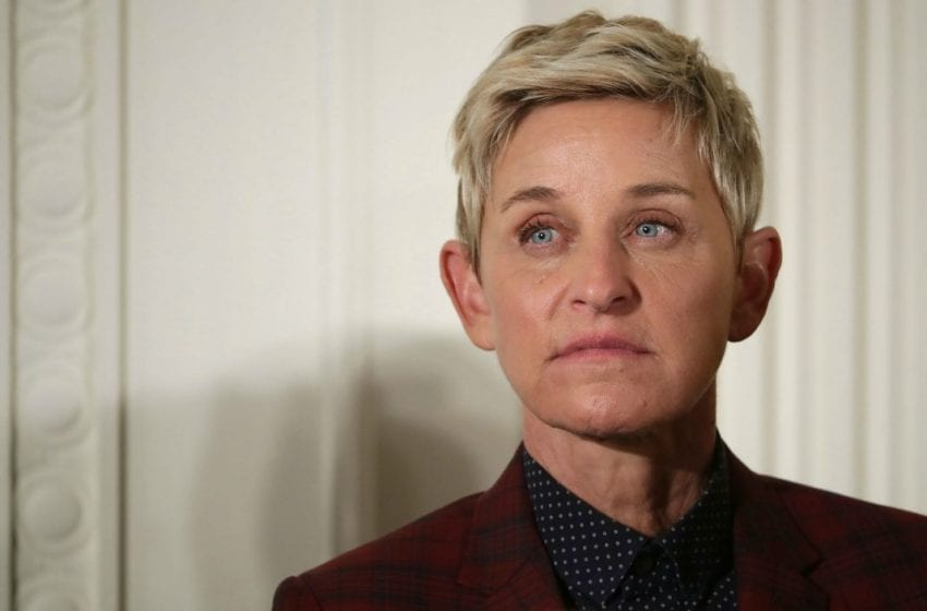 The Ellen Show: three top producers axed over toxic workplace controversy