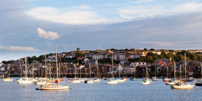 Travelling To: Falmouth, Cornwall