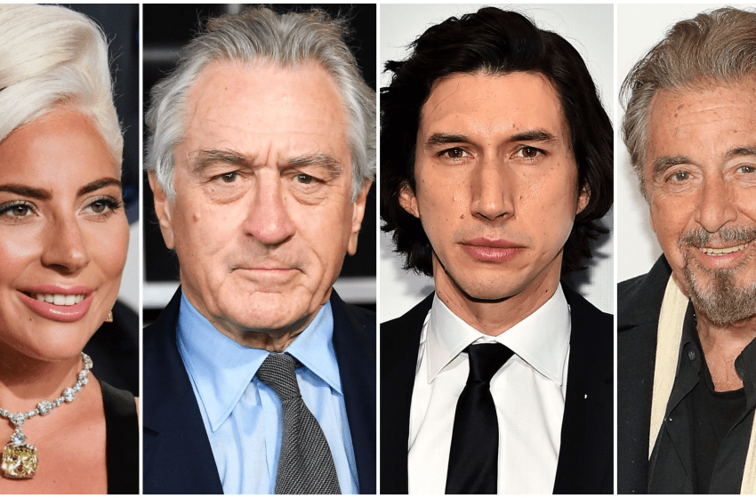 Al Pacino and more join Lady Gaga in 'Gucci' cast