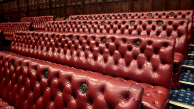 Johnson's Peerages are a Display of Modern Cronyism