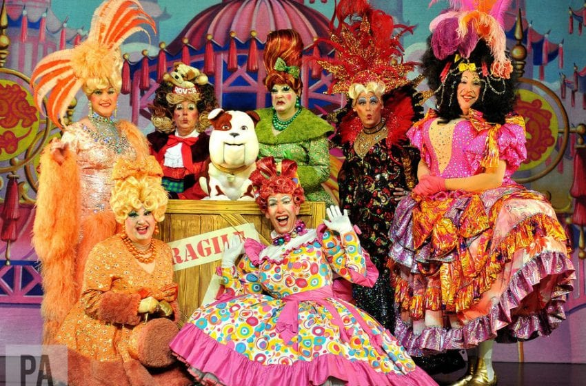 Theatre News: Concerns Over 2020's Pantomime Season Begin