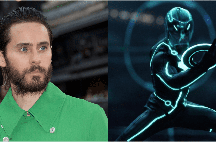Jared Leto set to star in new 'Tron' film