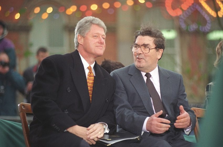 The Only Solution Was Peace: John Hume
