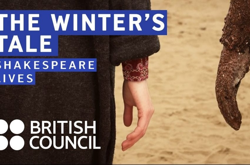 Theatre Review: The Winter's Tale // Shakespeare Lives