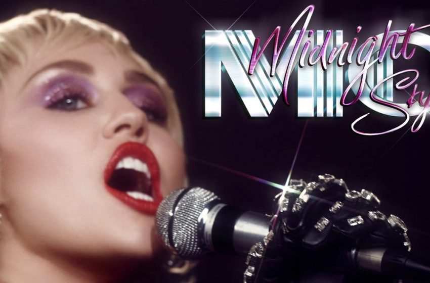 Track Review: Midnight Sky // Miley Cyrus
