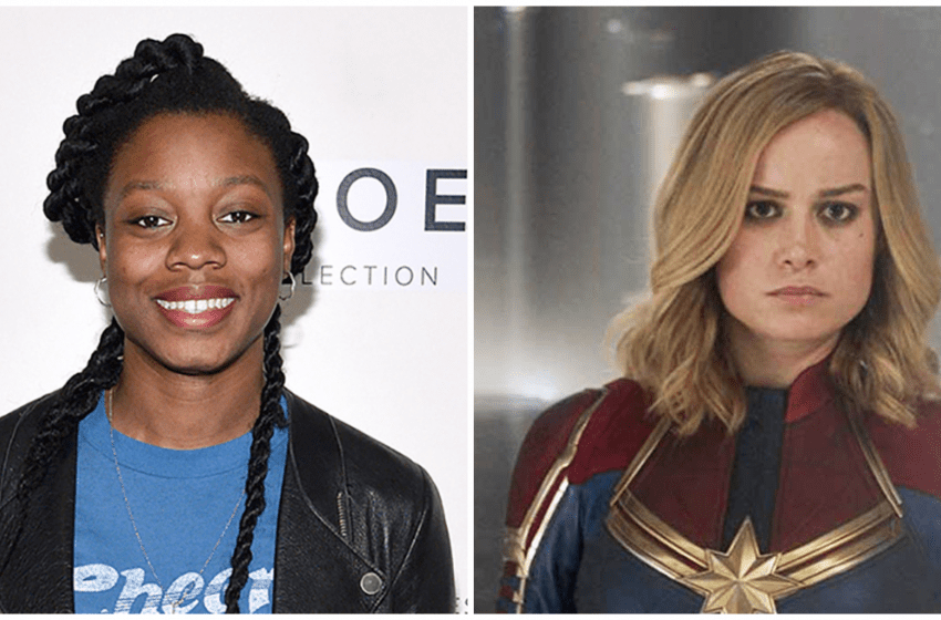 Nia DaCosta Announced as Director of 'Captain Marvel 2'