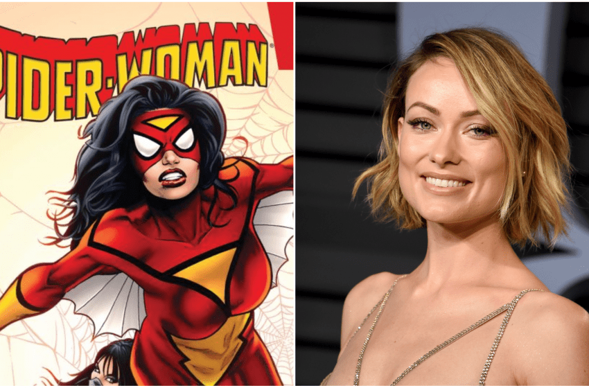 Olivia Wilde set to direct 'Spider-Verse' Marvel Movie for Sony