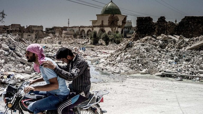 TV Review: 'Once Upon A Time In Iraq' Highlights The Chaos That Follows War
