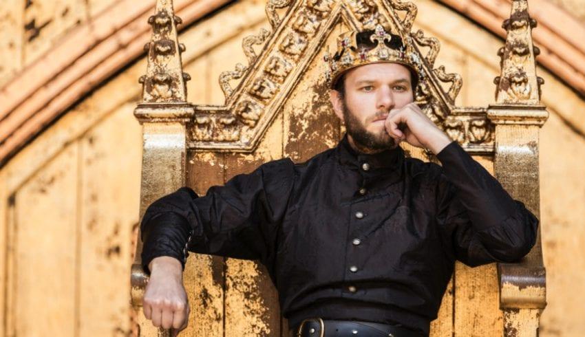 Theatre Review: Richard II // Shakespeare's Globe Theatre