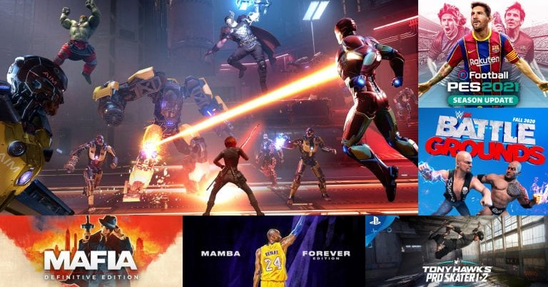 The Month in Games – September 2020