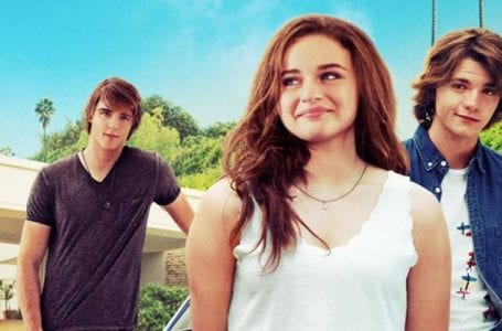 kissing booth film