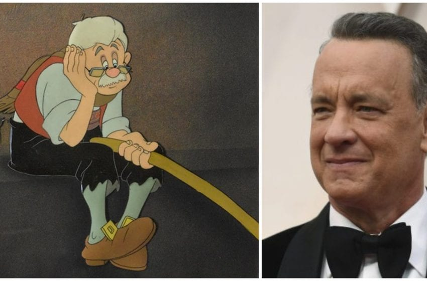 Tom Hanks In Talks To Play Geppetto In 'Pinocchio'