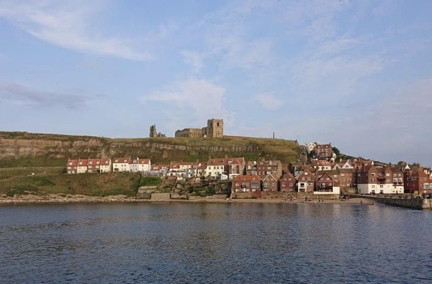 Travelling To: Whitby, Yorkshire