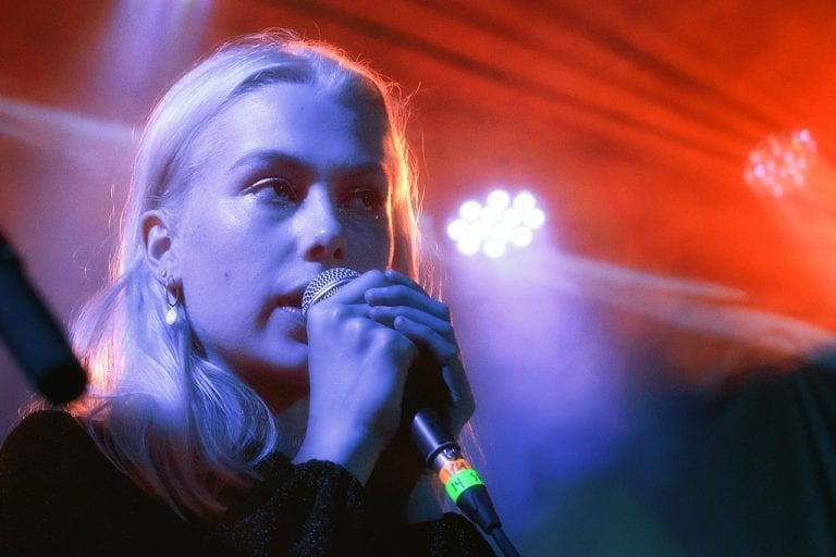 Phoebe Bridgers Performs From A Mock Oval Office In Her NPR (Not So) Tiny Desk Concert