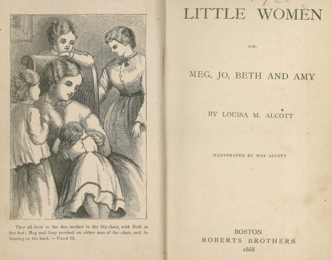 Little Women and the Prevailing Spirit of Jo March
