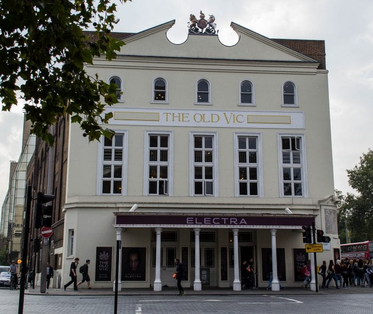 Theatre News: Michael Sheen Makes Stage Return with Live-Streamed Old Vic Show