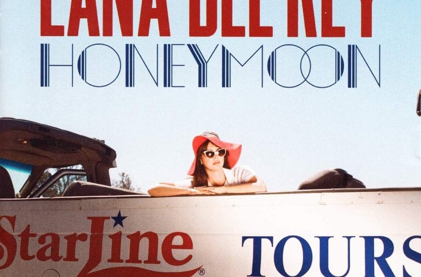 Blast From The Past: Honeymoon // Lana Del Rey