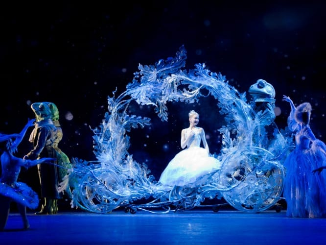 Theatre Review: Cinderella // Birmingham Royal Ballet