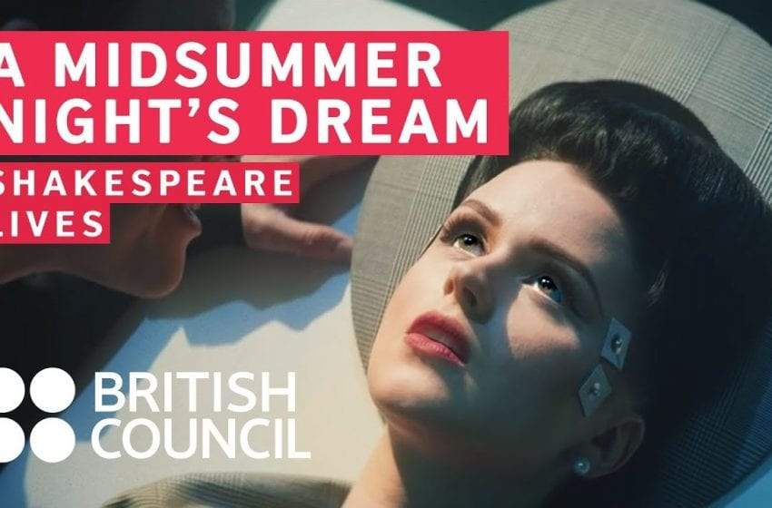 Theatre Review: A Midsummer Night's Dream // Shakespeare Lives