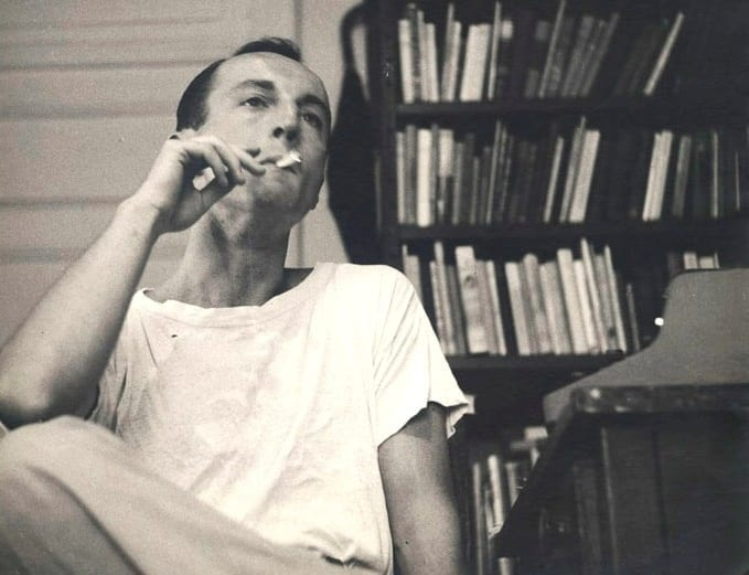 Poem of the Week: Having A Coke With You // Frank O'Hara