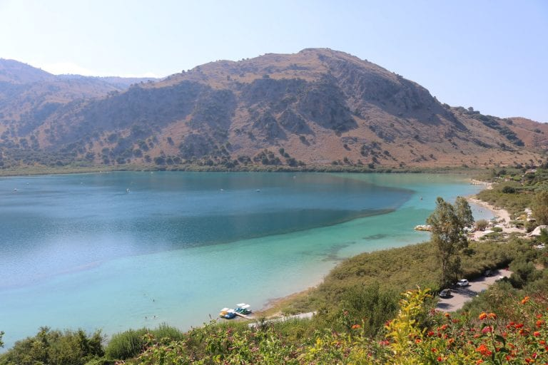 Travelling To: Western Crete, Greece