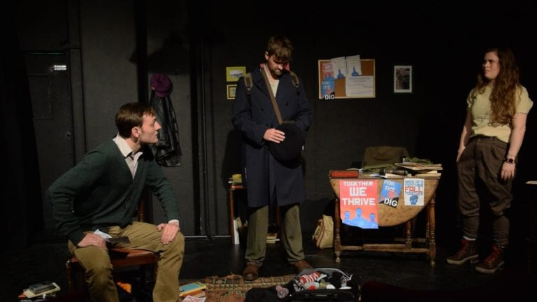 Theatre Review: Feathers // Gutter Street Theatre Company